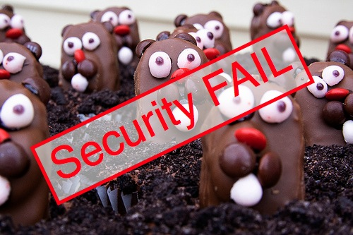 Yet Another WordPress Security FAIL