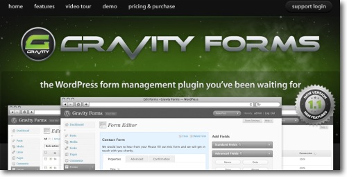 Gravity Forms Plugin Review | WPblogger