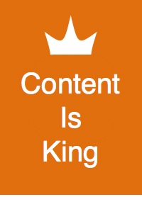 Content is King but it Needs SEO