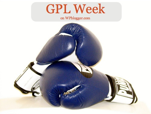 WordPress GPL Week on WPblogger.com