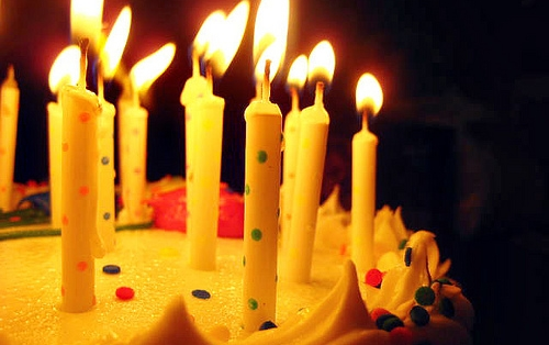 WordPress' 7th Birthday